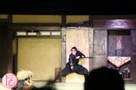 ninja show noboribetsu date jidaimura cultural village