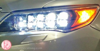 2014 Acura RLX ELITE head lights