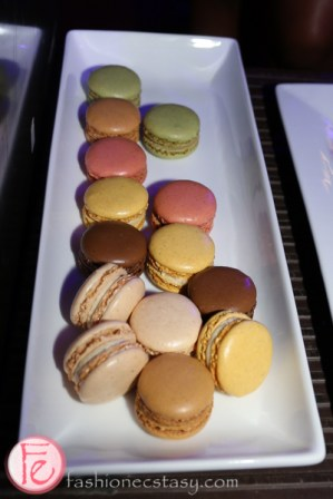 macarons at book lover's ball 2015 after dark after party