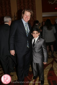 Curt Harnett conn smythe sports celebrities dinner and auction 2015