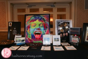 art silent auction conn smythe sports celebrities dinner 2015
