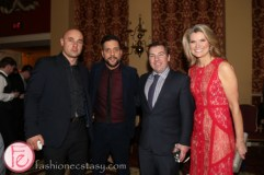 George Stroumboulopoulos Christine Simpson conn smythe sports celebrities dinner 2015