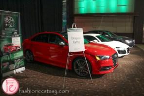 2015 Audi A3 Grand raffle prize