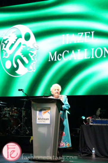 Hazel McCallion Dragon Ball 2015 Yee Hong