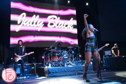 Jully Black at dragon ball 2015 yee hong