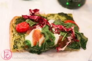 Levetto Italian Restaurant pizza Verde