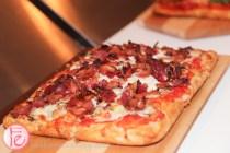 Levetto Italian Restaurant Affumicato pizza