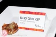 mini french onion soup by Daniel et Daniel