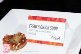 mini french onion soup by Daniel et Daniel
