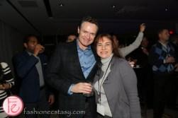 Glen Peloso sari colt riobel 20th anniversary party