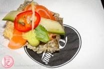Organic Irish Salmon Sashimi provisions catering