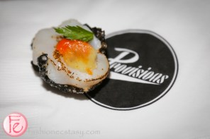 Torched Digby Sea Scallop provisions catering