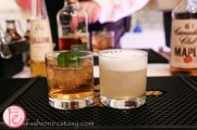 Canadian Club whisky cocktails