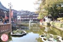 shanghai Yu Garden yuyuan garden