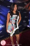 Farah Nasser anokhi media awards show 2015
