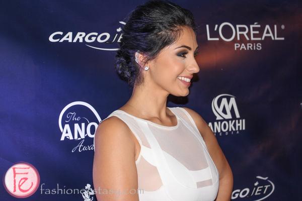 Veronica Chail anokhi media awards show 2015