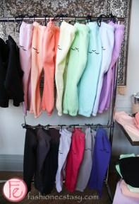 lazy pants spring/summer 2015 pastel colour sweatpants