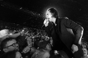 Nick Cave by Roger Cullman sound image photography competition 2015