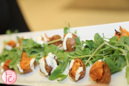 potato skin hors d'oeuvre by holts cafe