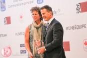 Marnie McBean bonham centre awards gala 2015