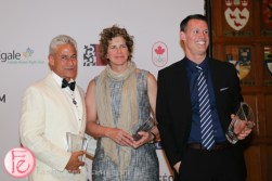 Olympians Greg Louganis, Marnie McBean, Mark Tewksbury bonham centre awards gala 2015