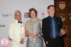 Olympians Greg Louganis, Marnie McBean, Mark Tewksbury