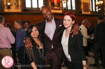 Amira de Vera, Kevin Pennant, Sarah Evans (Pennant Media Group)