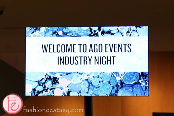 AGO Industry Night Baillie Court Event Venue