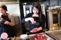 nella cucina cooking class steak