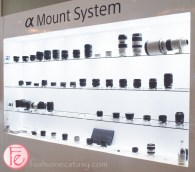 sony a mount system sony dealer show 2015