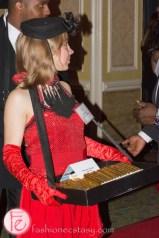 cigar girl starlight children's foundation gala 2015