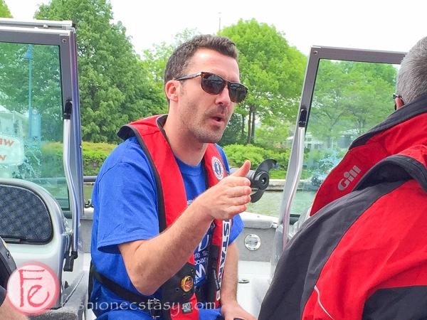 Discover Boating Hands-on Skills Training Port Credit Spring Boa
