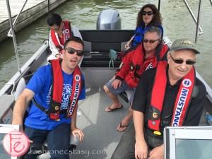 discover boating HOST hands-on skills training port credit spring boat show