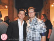 Parker Young and Nelson Young