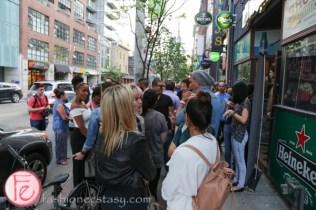 queen street 501 cider launch