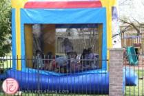 toronto bakes for nepal fundraiser trendy bambini bouncy castle