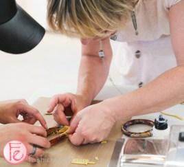 williams mill art centre jewelry making studio