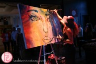 jessgo live painting at bounce gala 2015