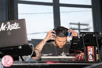 DJ M-Kutz at bounce gala 2015