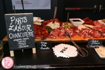 Parts & Labour charcuterie board bounce gala 2015