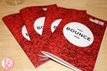 bounce informal ball for the theatre centre