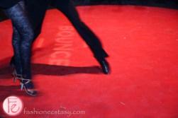 Sharon Tudorovsky and Alex Maslanka ball dance bounce gala