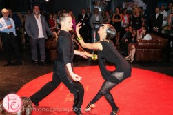 Sharon Tudorovsky and Alex Maslanka ball dance bounce gala