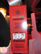 Bacardi Fuego Official Launch Event Tryst