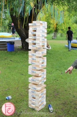 giant jenga bestival toronto 2015