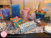 candy bar at icff opening party 2015