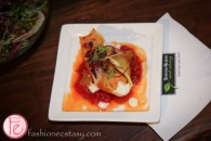 seashell pasta stuffed with lobster conchiglie repiene by Saventh Heaven EVent Catering
