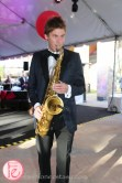 jazz performer at moonlight gala 2015