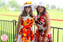 ascot hats at polo for heart 2015