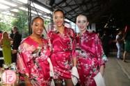 girls in kimono costumes at sickkids gala 2015